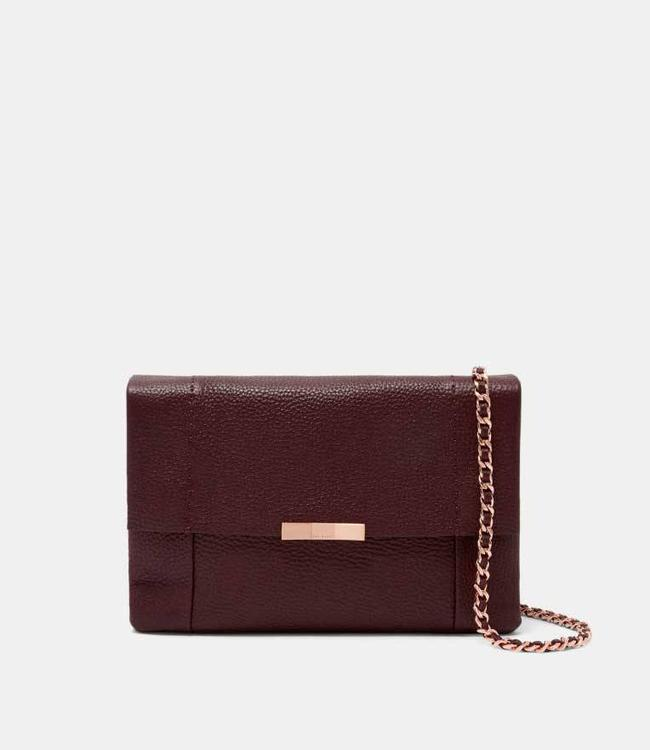 Ted Baker Handbag Clarria deep purple