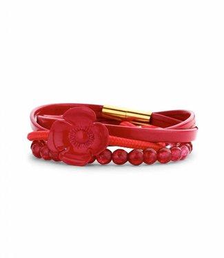 Souvenirs de Pomme Bracelet Set A Fraise