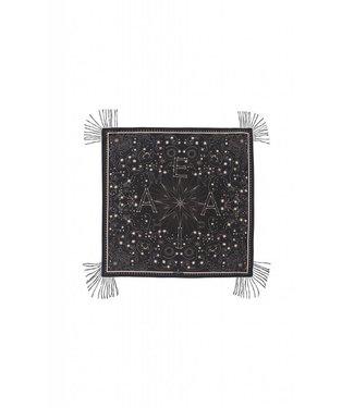 Hipanema Scarf Constellation Black