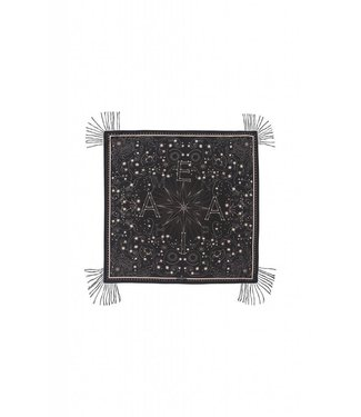 Hipanema Sjaal Constellation Black