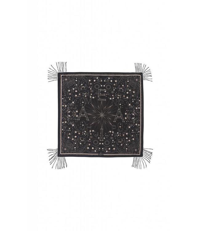Hipanema Echarpe Constellation Black