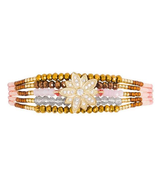 Hipanema Bracelet Arizana Pink