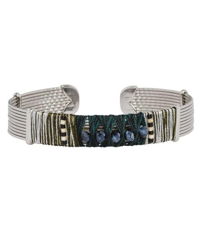 Hipanema Bracelet OLALA Black