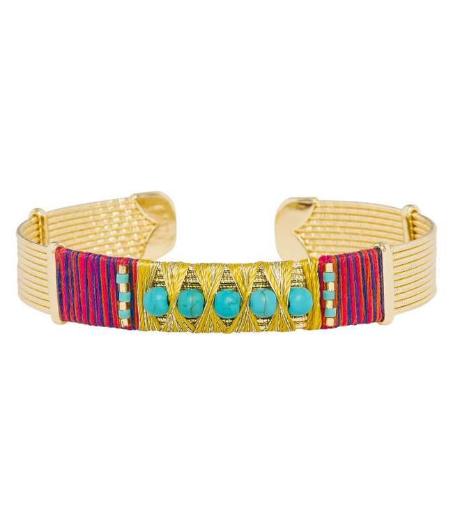 Hipanema Bracelet OLALA Multi