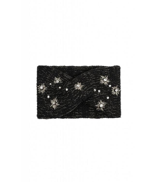 Hipanema Headband Kayla Black