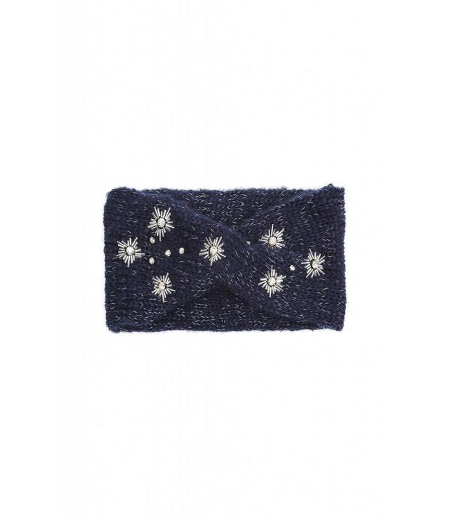 Hipanema Headband Kayla Navy