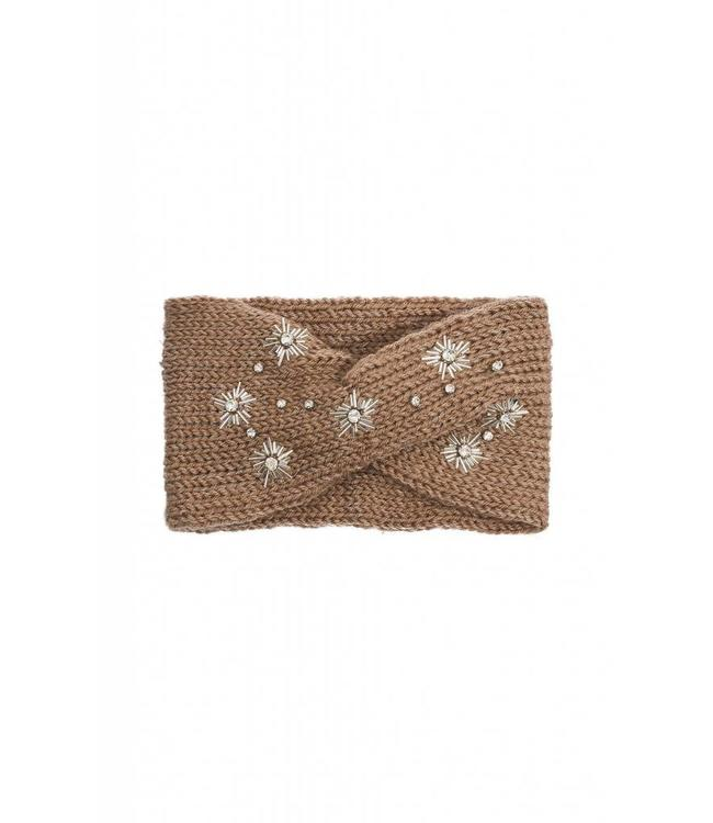 Hipanema Headband KAYLA Taupe
