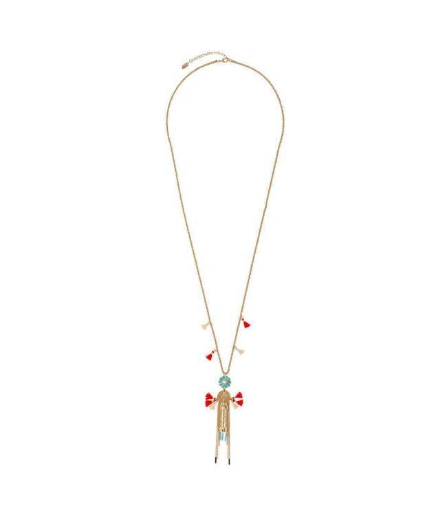 Hipanema Necklace PAYATI Turquoise