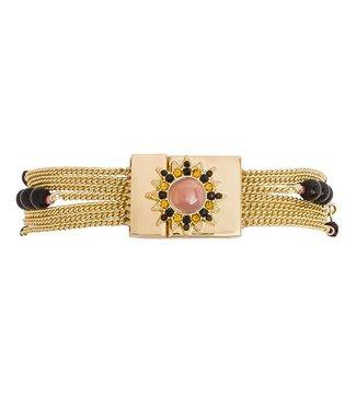 Hipanema Armband Sheraz black m