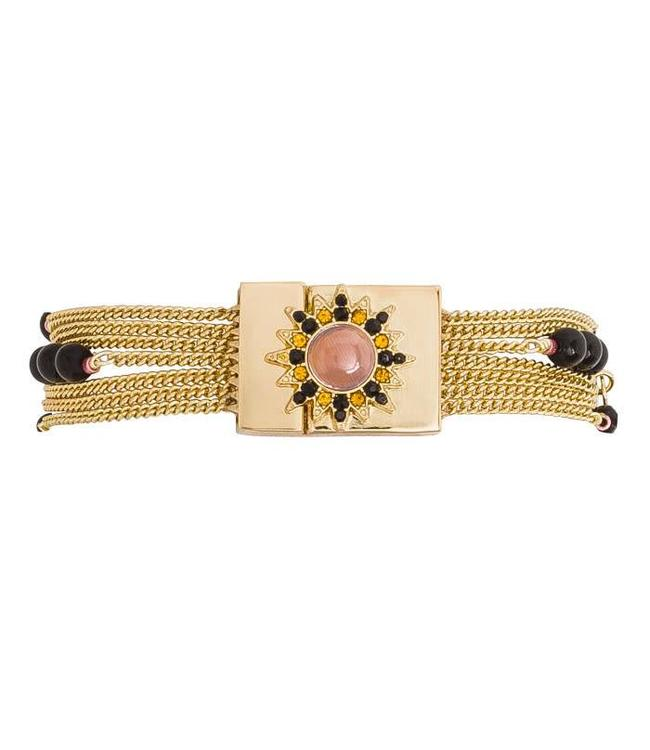Hipanema Armband Sheraz black m