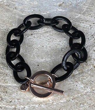 Miracles Bracelet Charlotte black