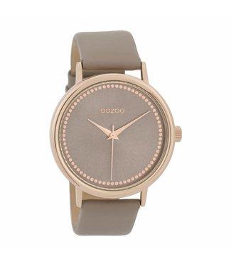 Oozoo Uurwerk Timepieces taupe