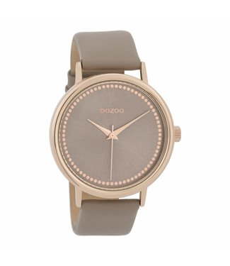 Oozoo Watch Timepieces taupe