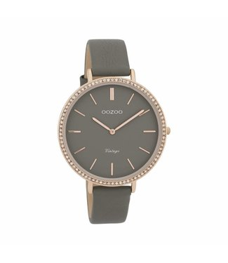 Oozoo Montre Vintage Grey