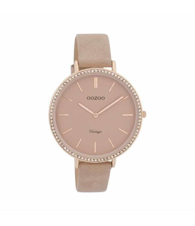 Oozoo Watch Vintage Taupe