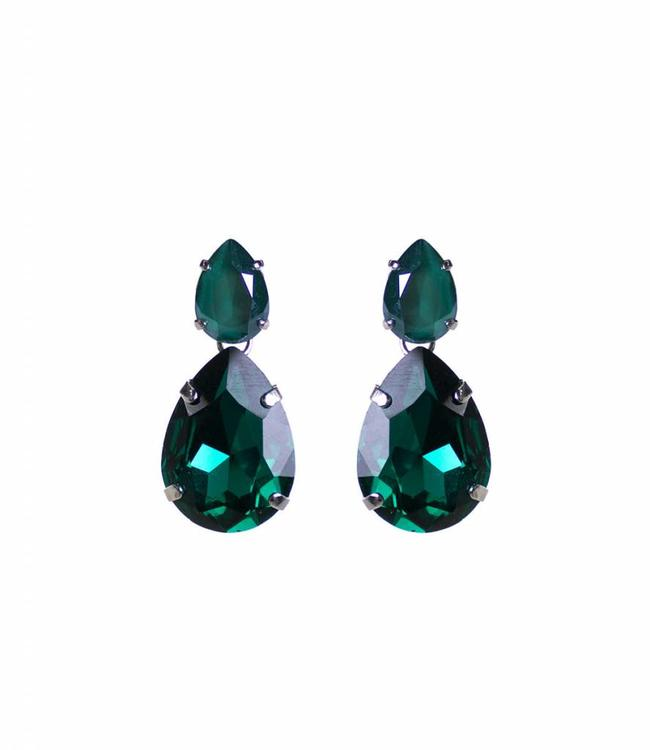 Paviè Earring Tutti Green