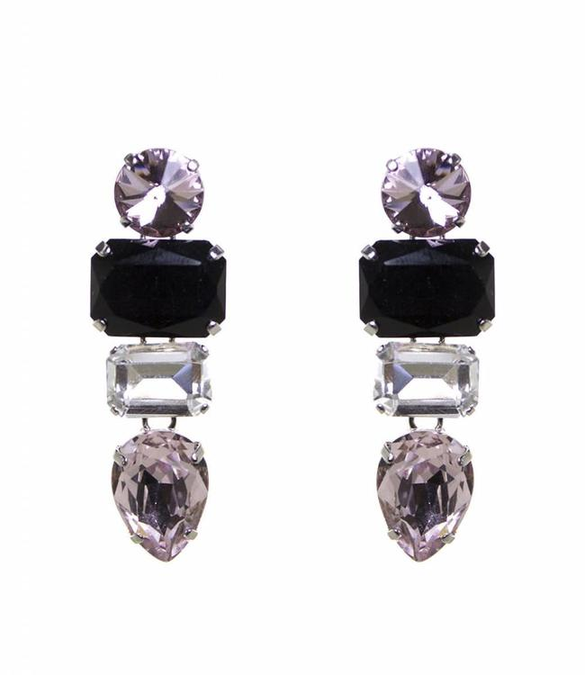 Paviè Earring Ana Pink