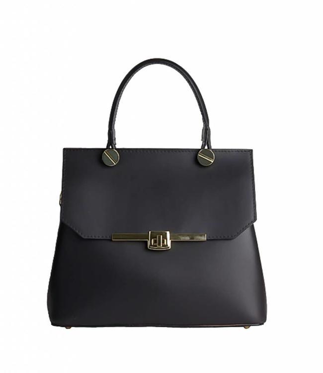 monnaluna Handbag Lippo Black
