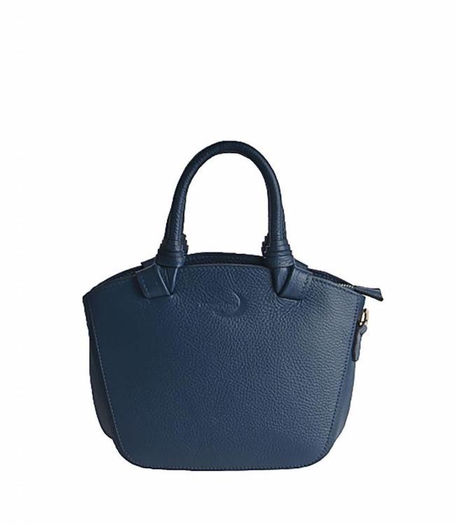 monnaluna Handbag Maggie Navy