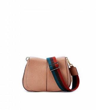 Gianni Chiarini Handbag Helena Round Cognac