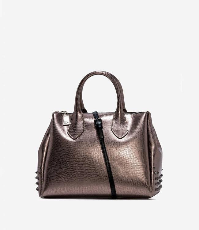 Gum Handbag Colorstud Bronze