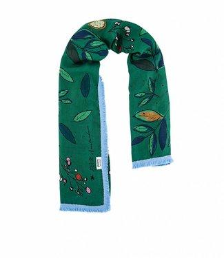 POM Amsterdam Sjaal Misletoe green