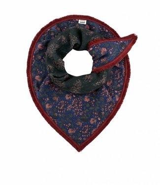 POM Amsterdam Sjaal sparkle flowers