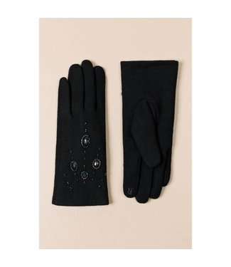 Pia Rossini Gloves Piper Black