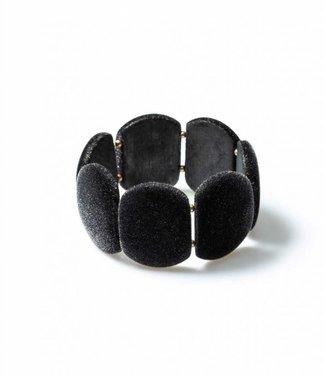 Laurence Delvallez Bracelet Shed Grey
