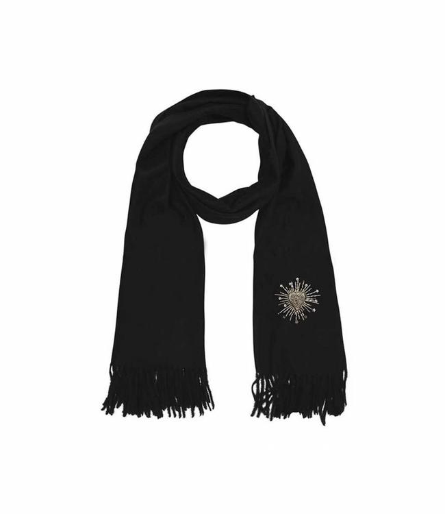 Hipanema Scarf PLEIADE Black