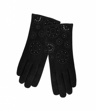 Pia Rossini Handschoen Callie Black