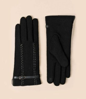 Pia Rossini Gloves Lorena Black