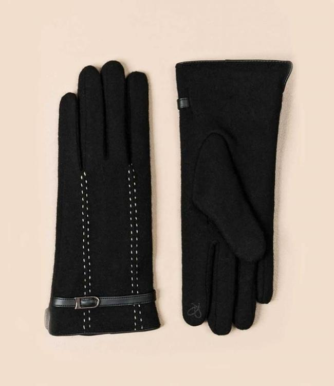Pia Rossini Gloves Lorena Black
