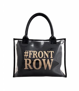 FrontRowBags Binnentas Front Row Black