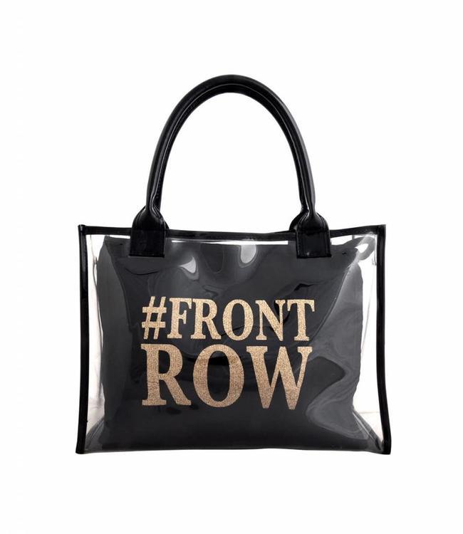 FrontRowBags Poche intérieure Front Row Black