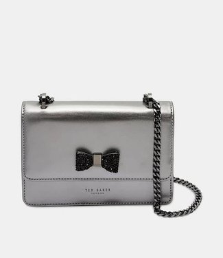 Ted Baker Handbag Lotiiee Gunmetal