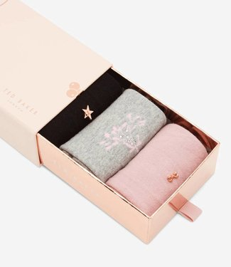 Ted Baker Box chaussettes Janii