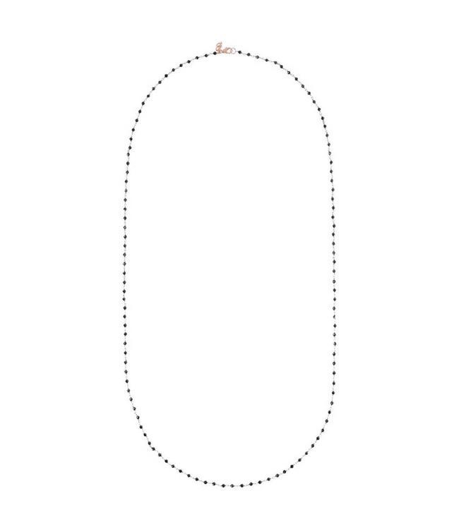 Bronzallure Necklace Hematite Amorette