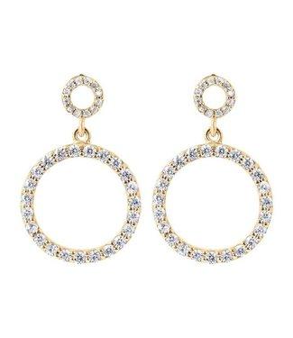 Bronzallure Earring Adventura Gold