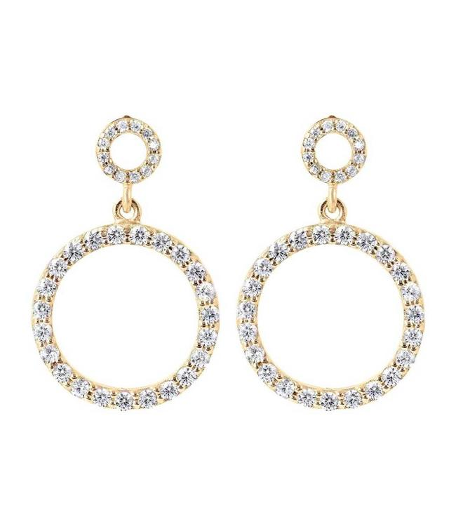Bronzallure Boucles d'oreilles Adventura Gold