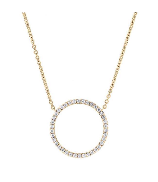 Bronzallure Necklace Gemstone Rolo