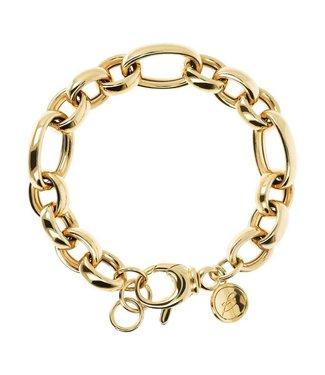 Bronzallure Bracelet Fancy Rolo