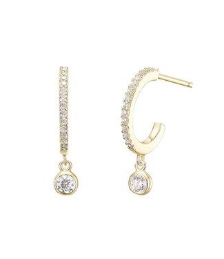 I.Ma.Gi.N. Jewels Imagin Jewels - Oorring, Gold
