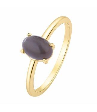 I.Ma.Gi.N. Jewels Ring Moonstone Grey
