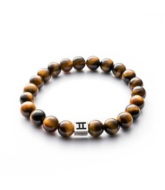 Gemini Bracelet Tiger Eye