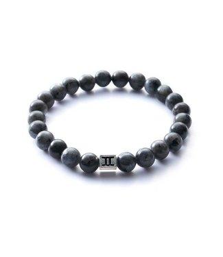 Gemini Bracelet Grey Wolf