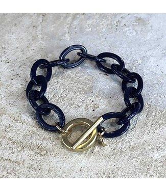 Miracles Armband Eva Dark Blue