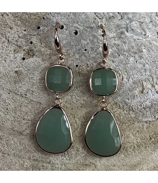 Miracles EARRING MAGALI MINT