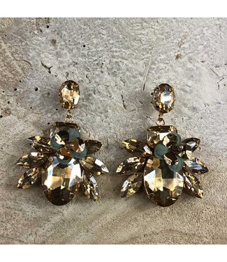 Miracles EARRING EVELIEN GOLD