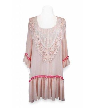 Miracles Strandkleedje Sri Lanka Pink